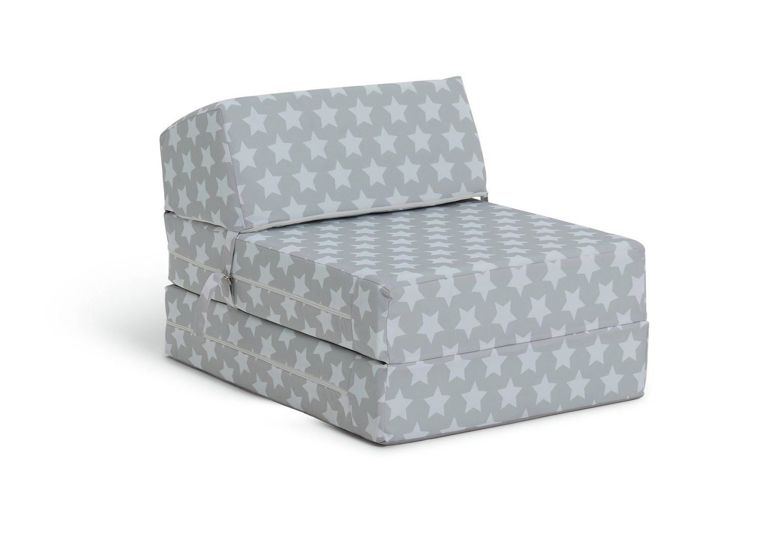 Argos Home Silver Stars Chairbed