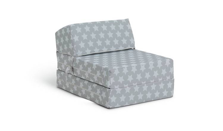 Super Buy Argos Home Silver Stars Chairbed Sofa Beds Argos Andrewgaddart Wooden Chair Designs For Living Room Andrewgaddartcom