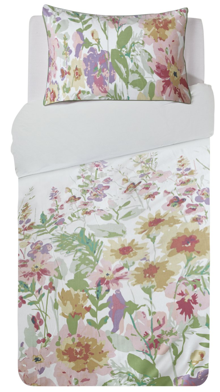 858b52b5250 Argos Home Flora Bedding Set - Single