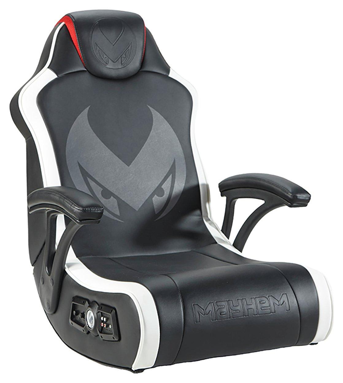 Mayhem Max 2.1 Floor Rocker Gaming Chair