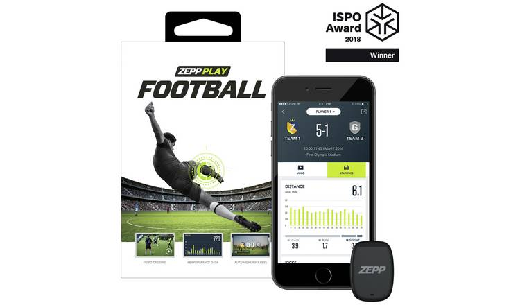 ZEPP PLAY Football Tracker
