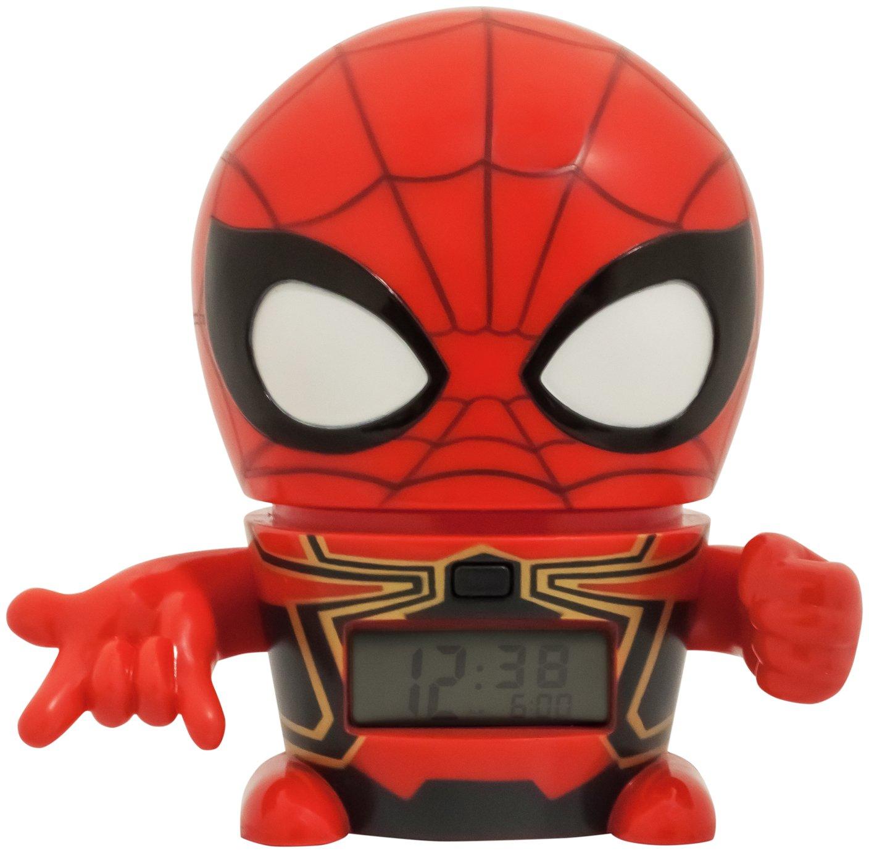 BulbBotz Marvel Avengers: Infinity War Spiderman Alarm Clock