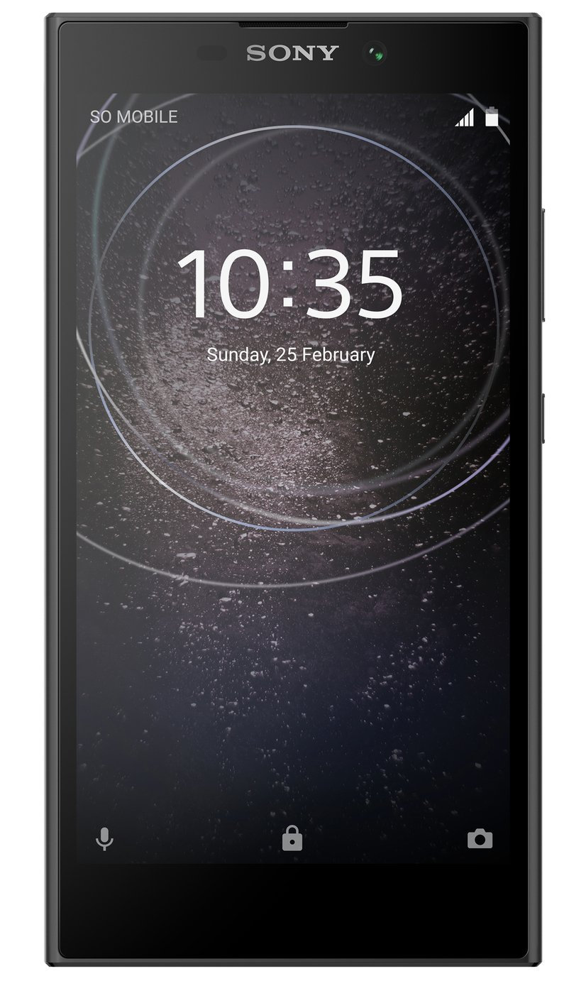 Sony Xperia L2 32GB Mobile Phone - Black