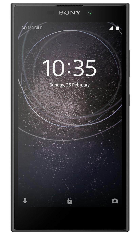 Sony Xperia L2 32GB Mobile Phone - Black