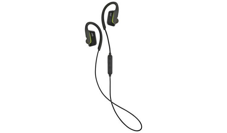 a42386717c2 JVC HA-EC30BT Wireless In-Ear Sports Headphones- Black790/9575