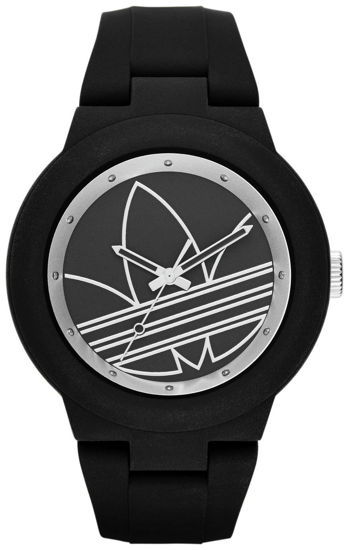 Image of Adidas Aberdeen ADH3048 Black Strap Watch