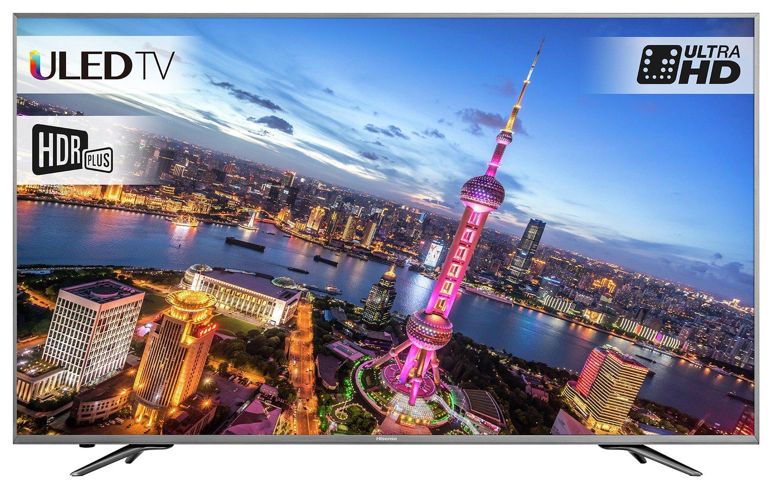 Hisense H50N6800UK 50 Inch 4K Ultra HD Smart TV