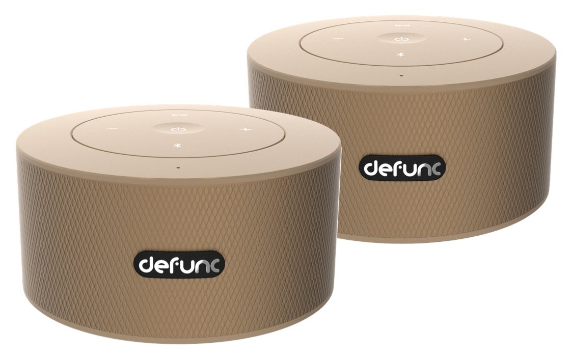 Image of DeFunc Duo Speakers - Gold