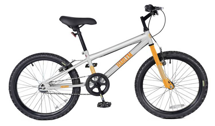 Piranha 20 Inch Wheel Size Harlem Rigid Kid's Bike