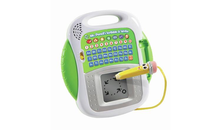 LeapFrog Scribble and Write Mr Pencil