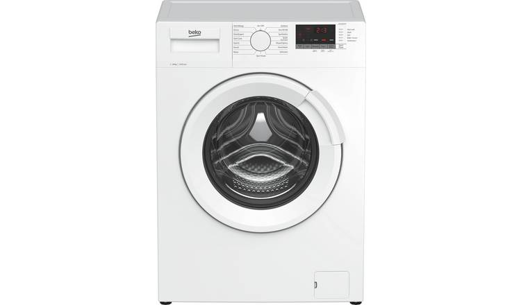 Beko WTL104151W 10KG 1400 Spin Washing Machine - White
