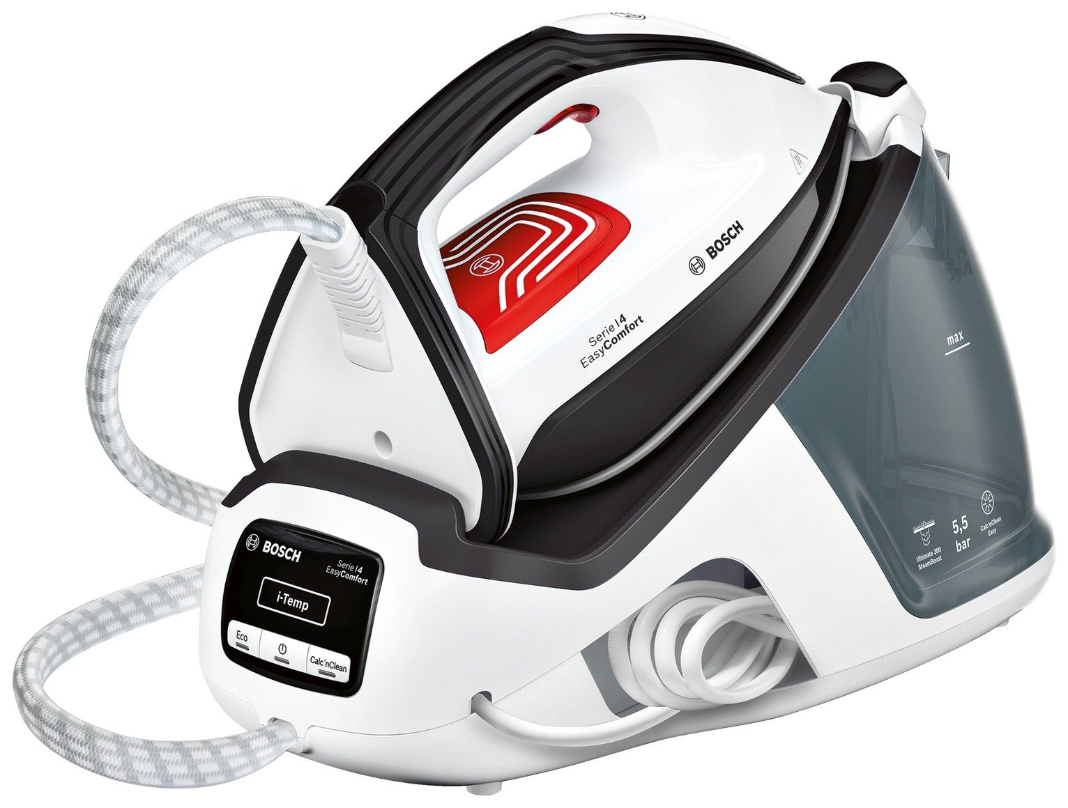 Bosch TDS4070GB Series 4 Steam Generator Iron