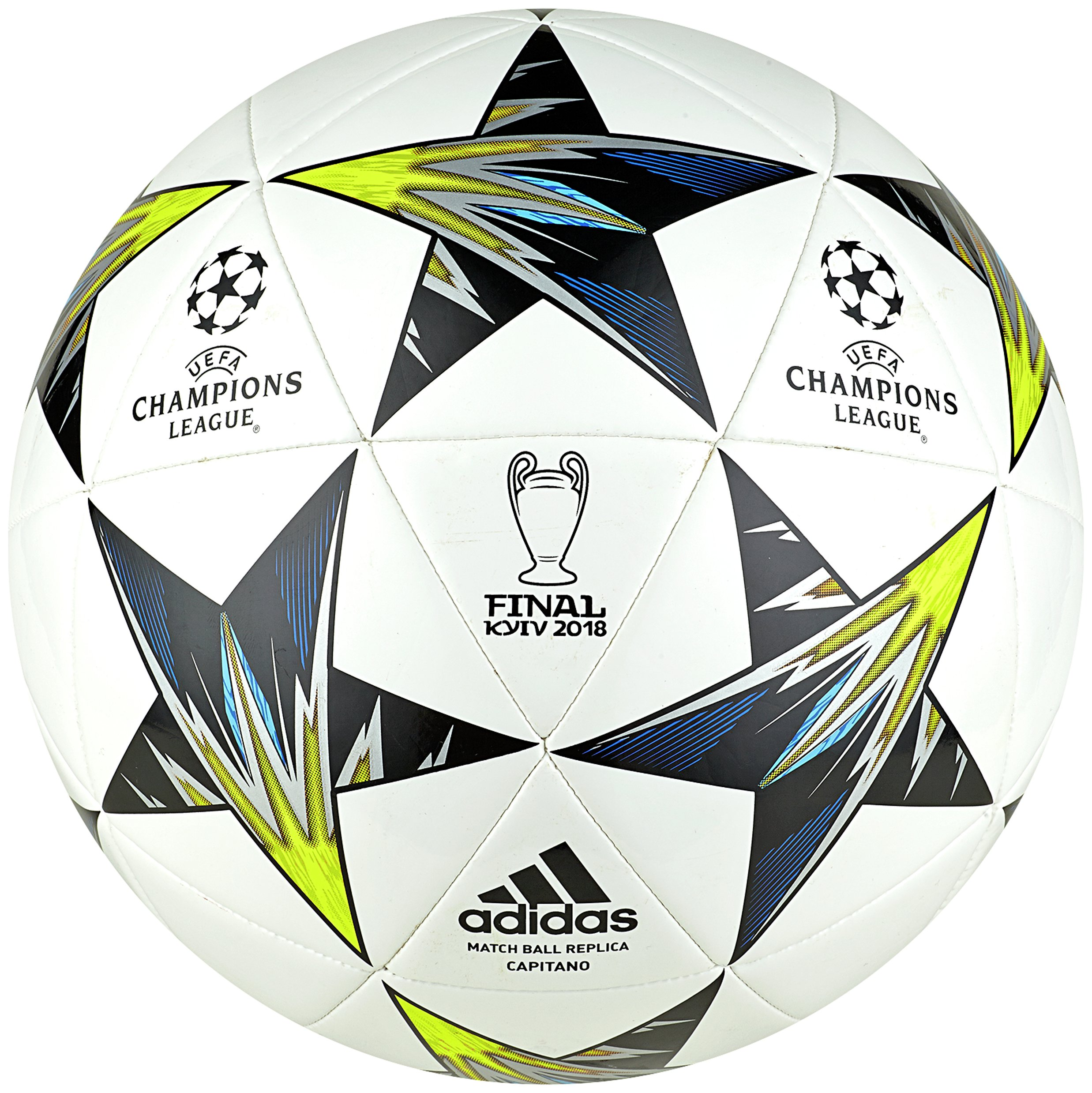 Image of Adidas Champions League Finale Kiev Football