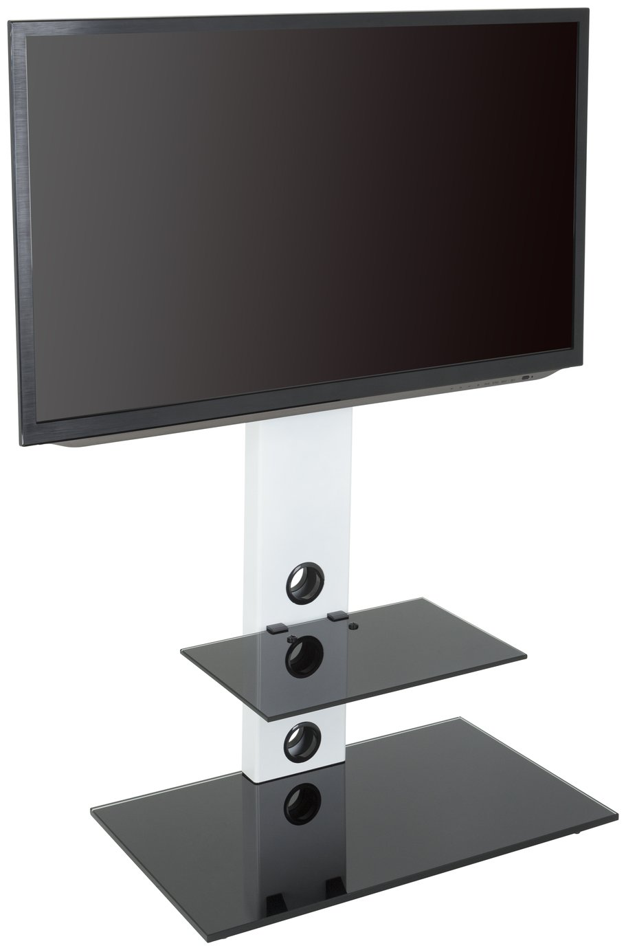 AVF Lesina Up to 65 Inch TV Stand - White