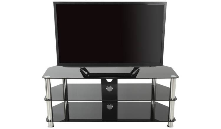 AVF Classic Up to 60 Inch TV Stand - Black