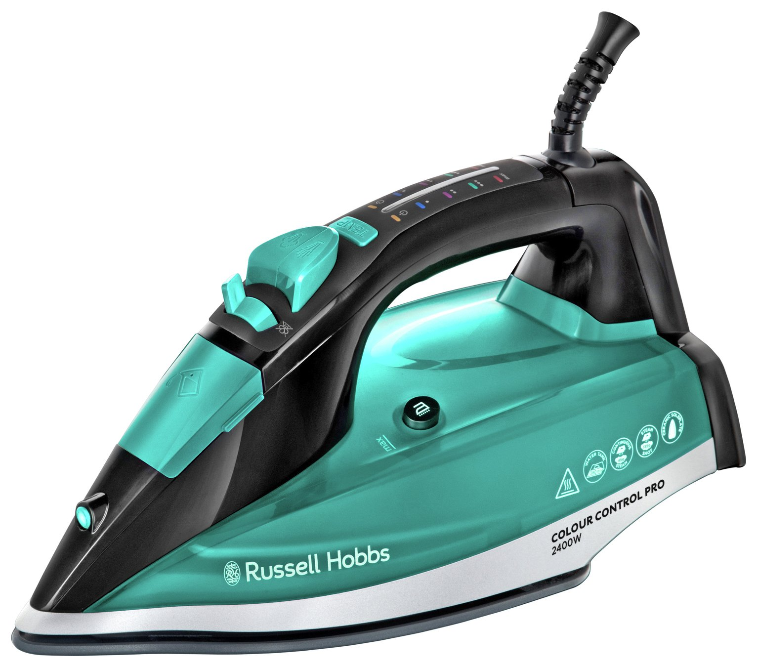 Russell Hobbs 22860 Colour Control Steam Iron