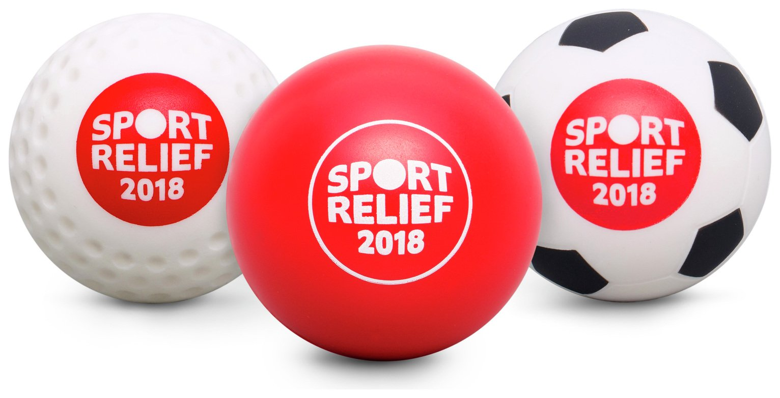 Image of Sport Relief Balls