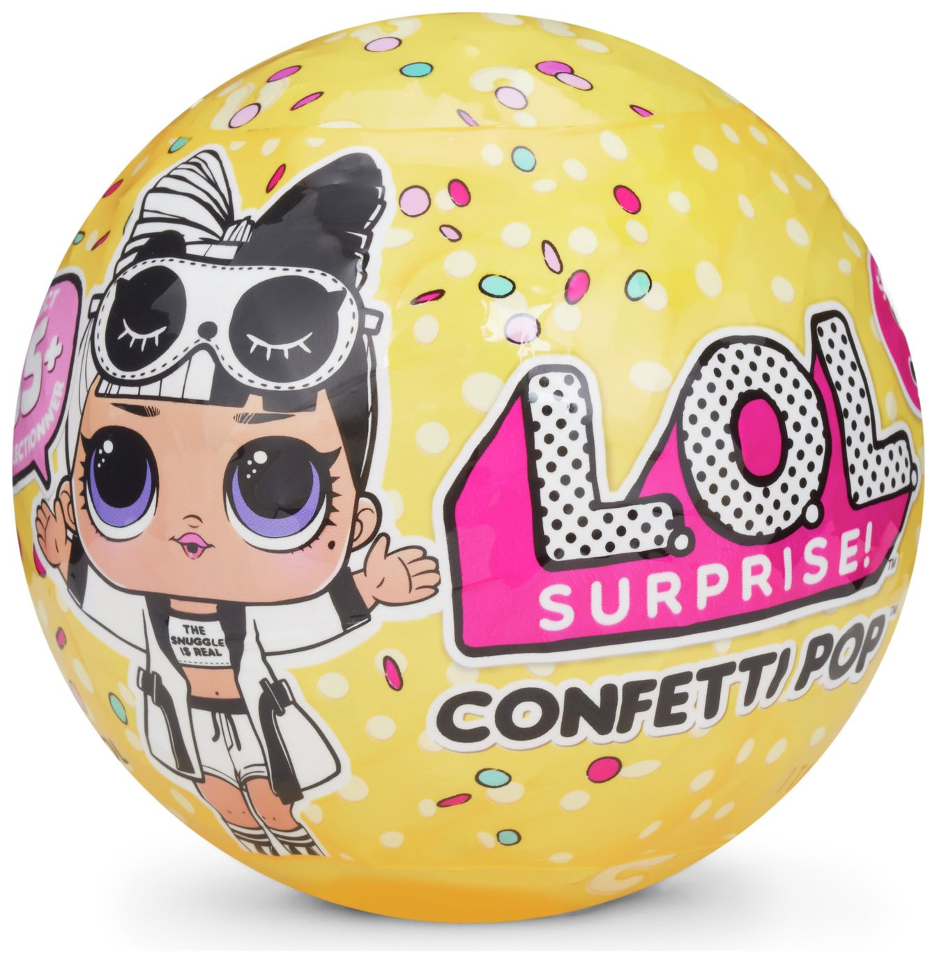 Buy Lol Surprise Confetti Surprise Doll Action Figures And