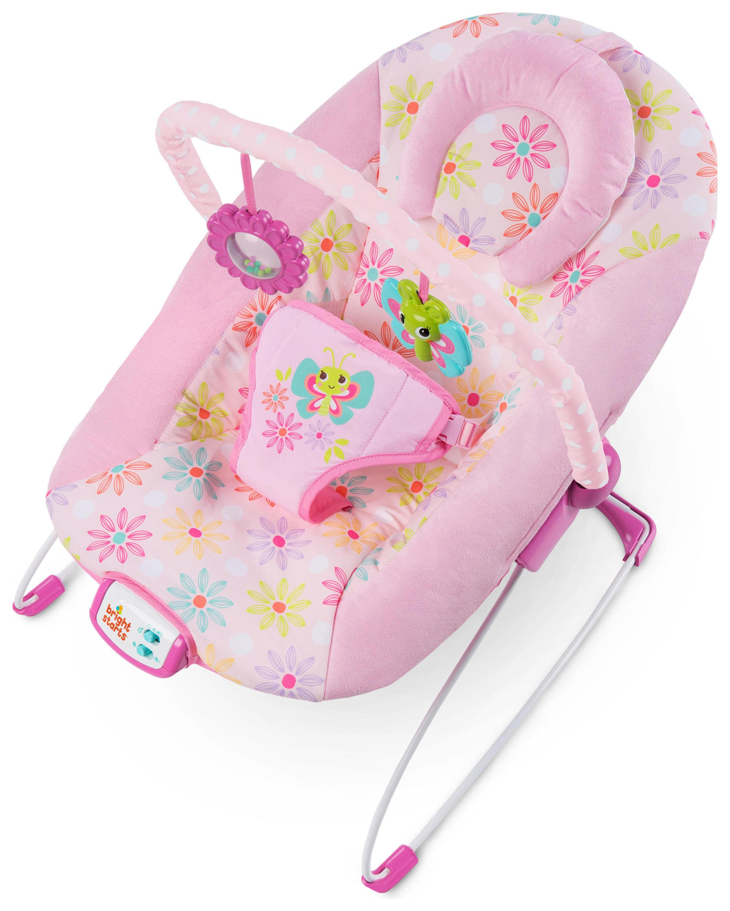 Image of Bright Starts Butterfly Dreams Bouncer