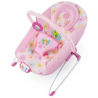 Bright Starts Pink Butterfly Bouncer
