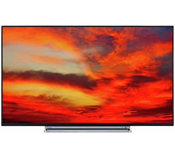 Image of Toshiba 49 Inch 49V6763DB Smart 4K UHD TV with HDR