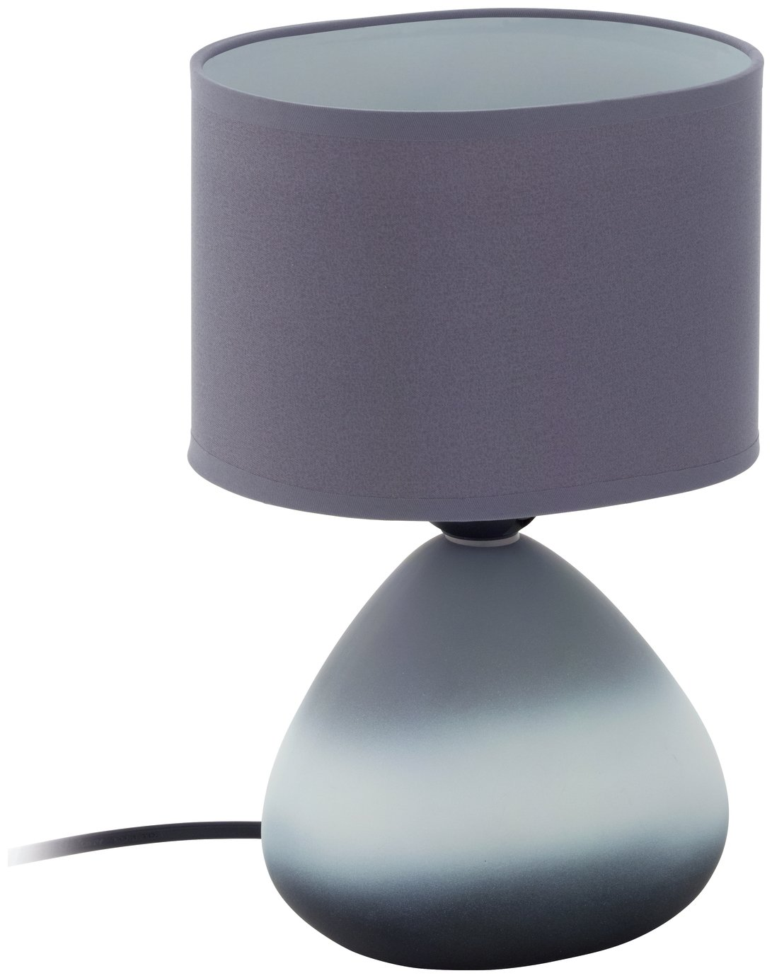 Eglo Bonilla Ceramic Table Lamp - Grey