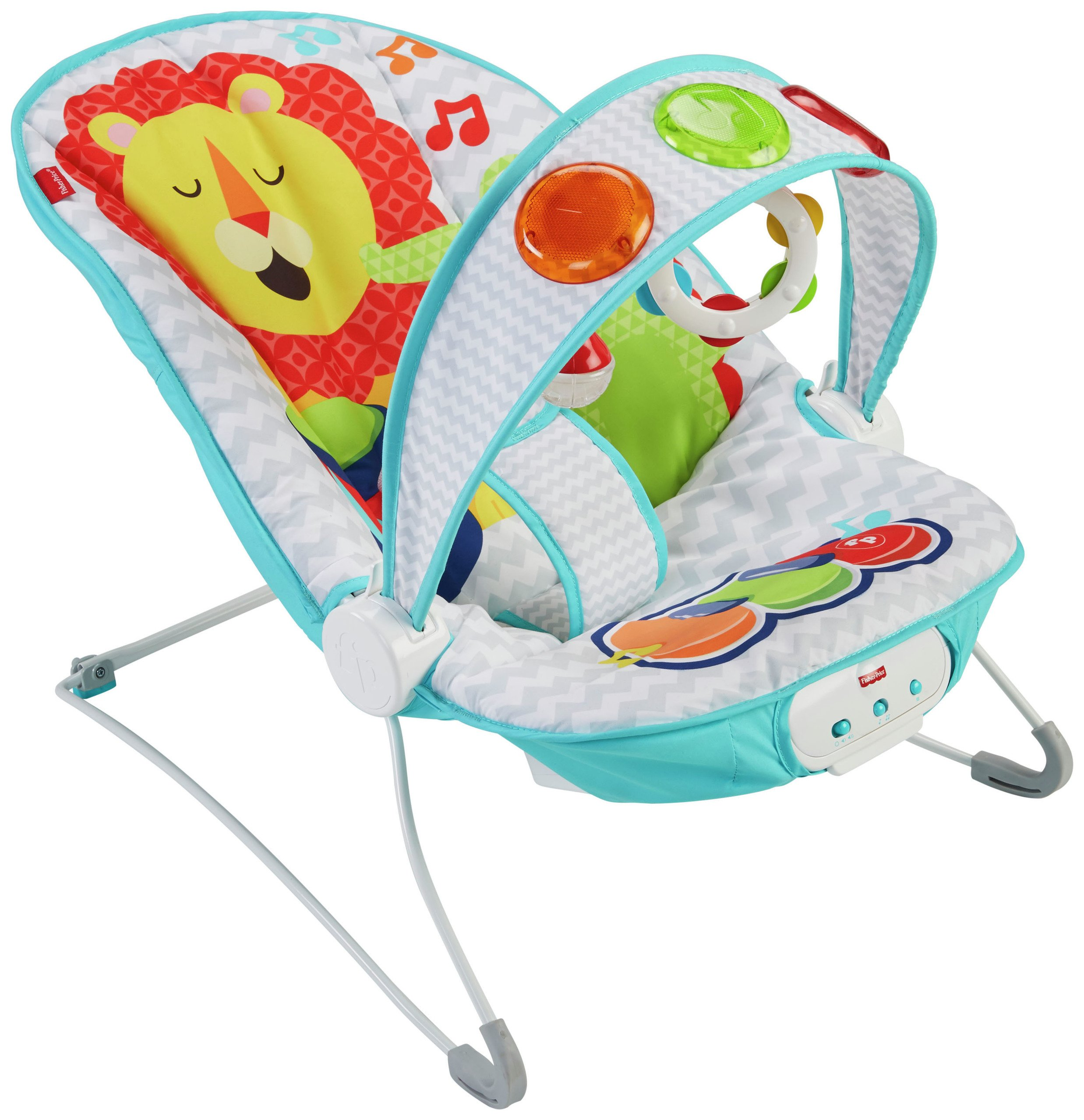 Fisher-Price Kick 'n' Play Musical Bouncer
