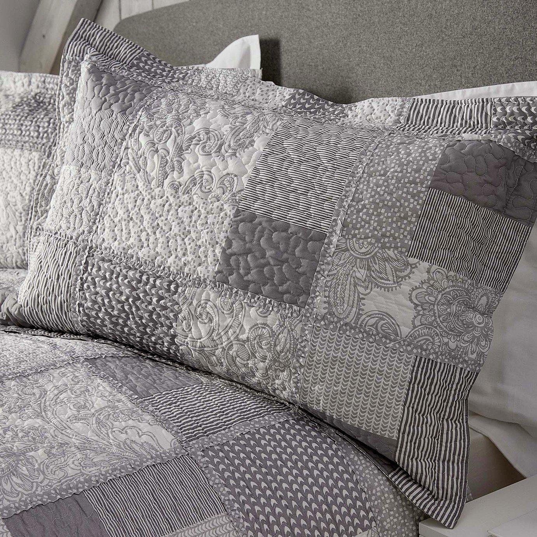 Image of Appletree Satira Single Pillowsham - Grey