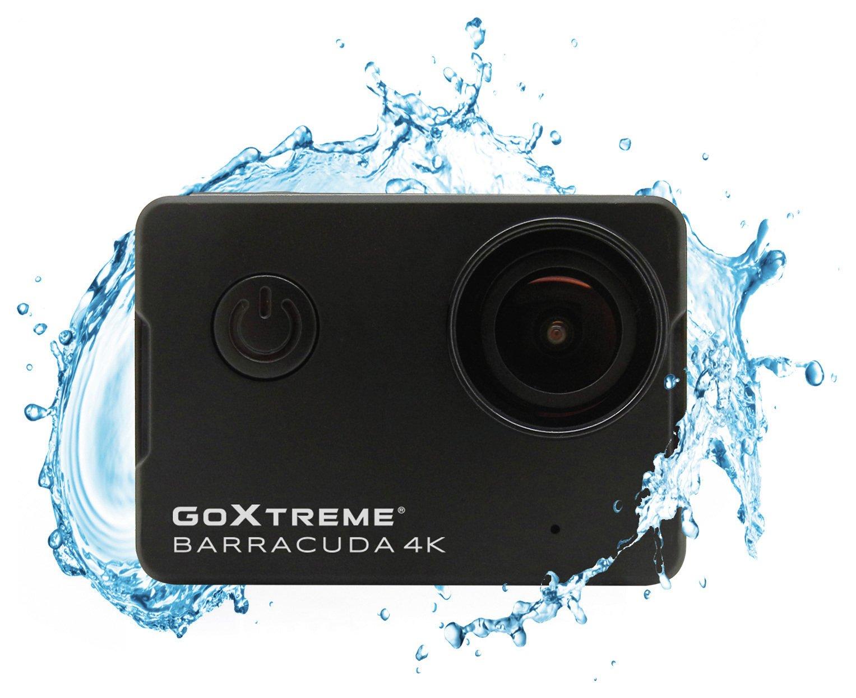 GoXtreme Barracuda 4K Action Camera - Black