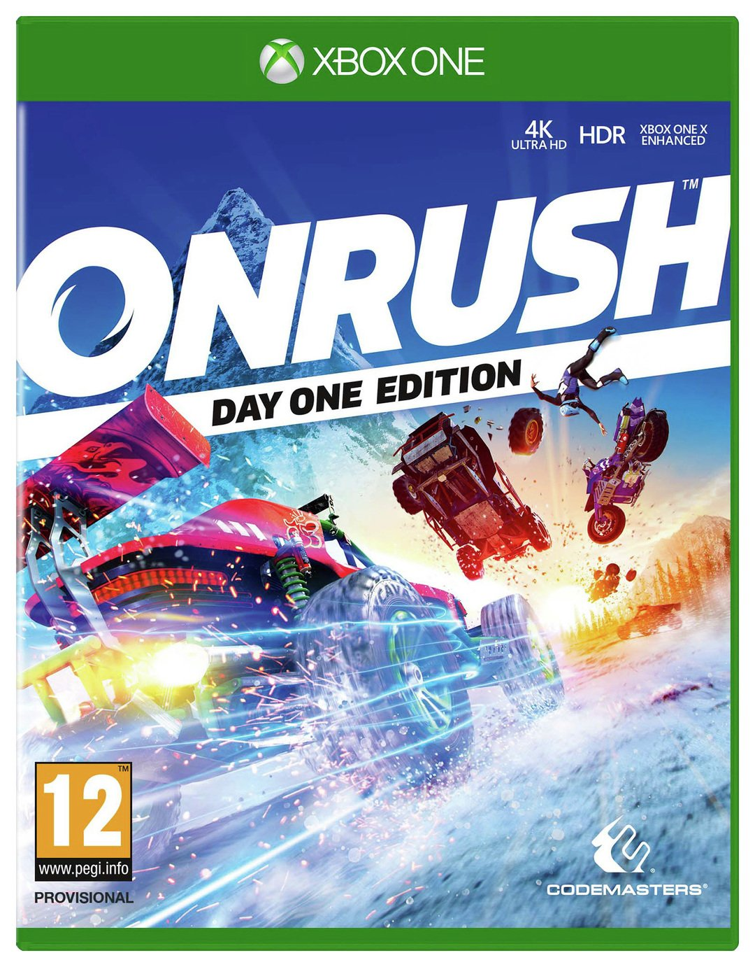 Onrush Xbox One Game