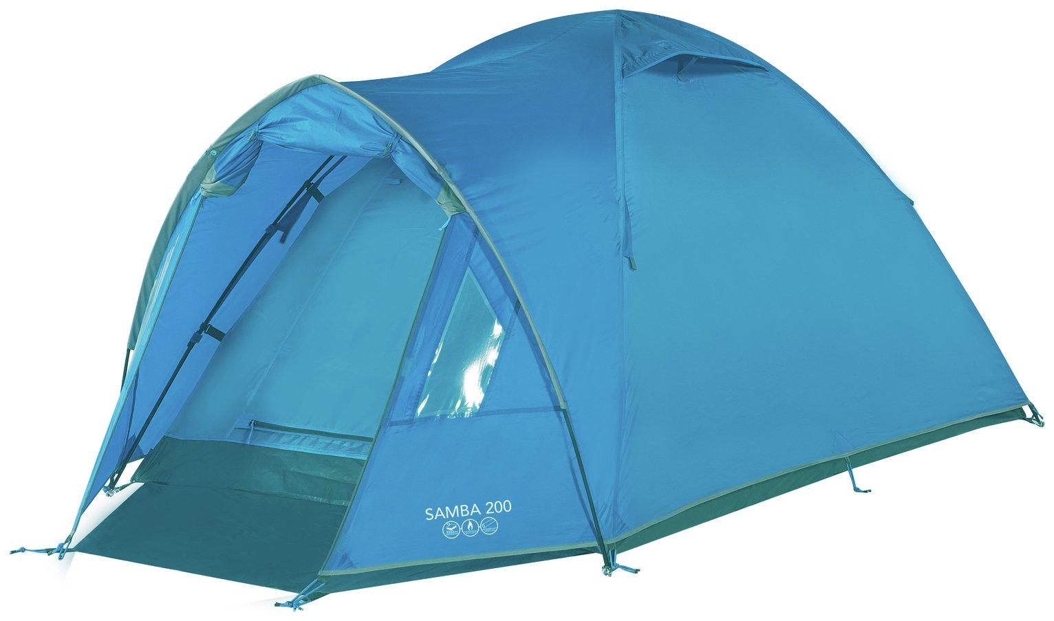 Vango Samba II 2 Person 1 Room Tent