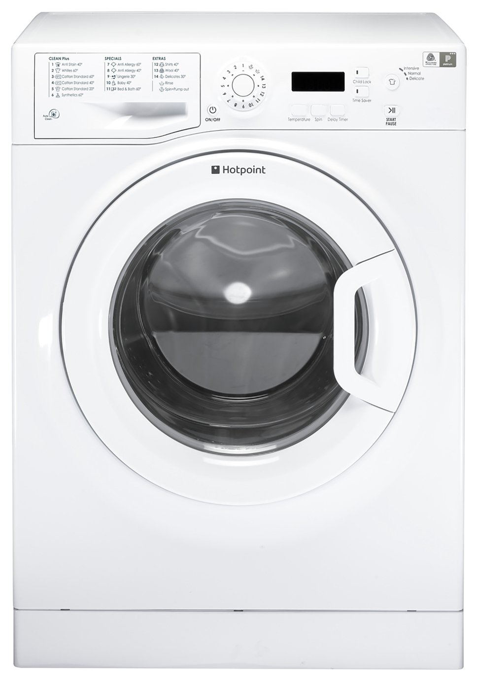 Image of Hotpoint Aquarius WMAQF621PUK.L     in