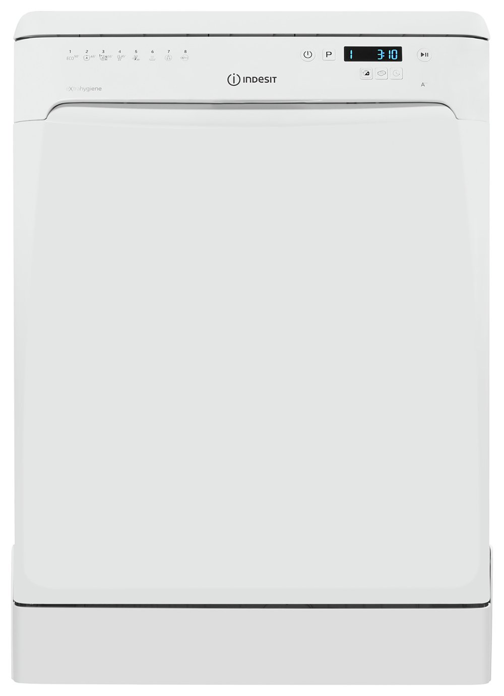 Indesit DFP58T94Z Full Size Dishwasher - White