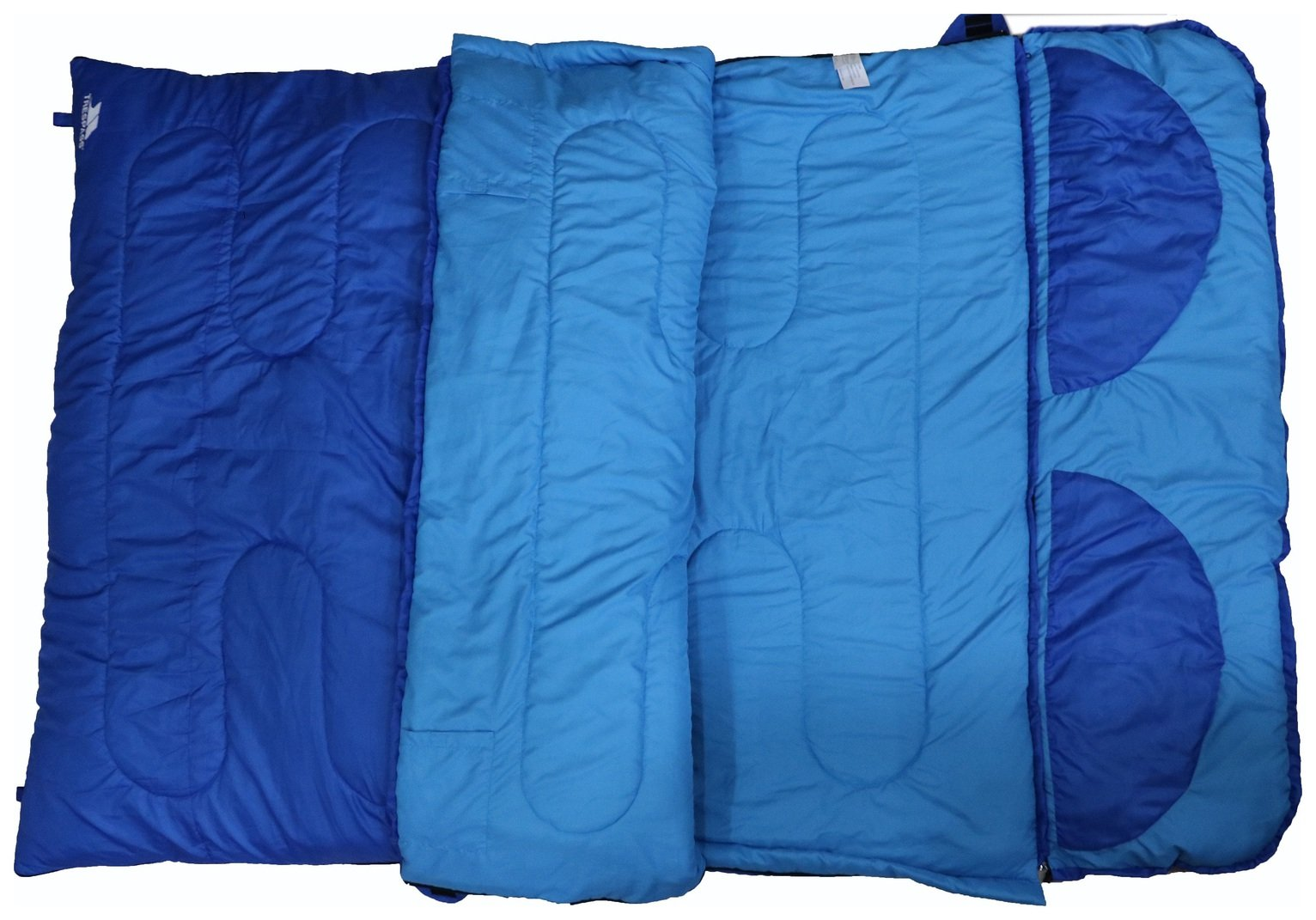 Trespass Double Envelope 300GSM Sleeping Bag