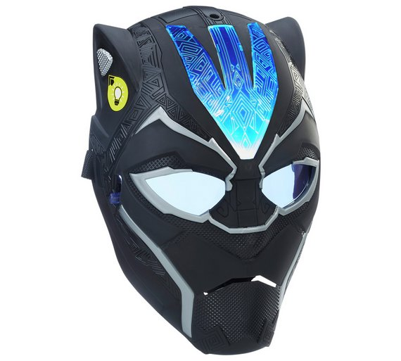 buy marvel black panther vibranium power fx mask kids masks wigs