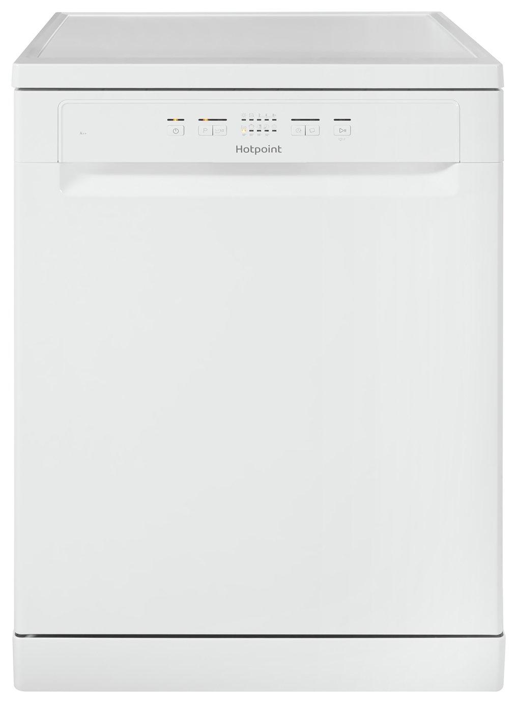 Hotpoint HFC2B+26C Full Size Dishwasher - White