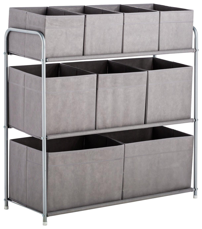 Argos Home 9 Box Storage Unit