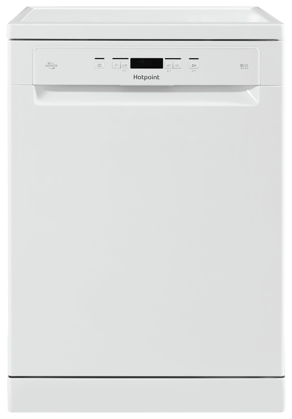 Hotpoint HFO3C22WF Full Size Dishwasher - White