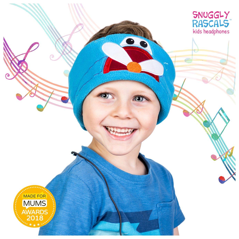 Snuggly Rascals Plane Kids On-Ear Headphones