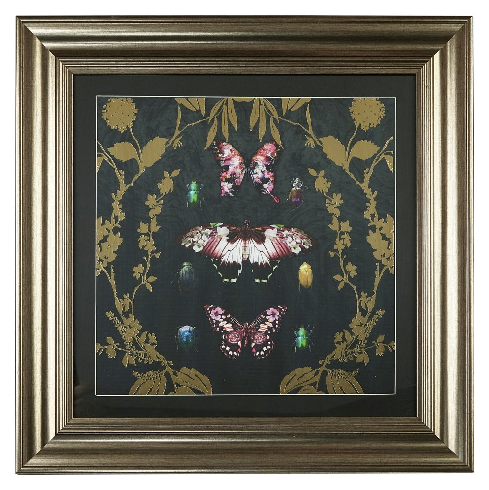 Image of Arthouse Alchemy Butterfly Framed Print