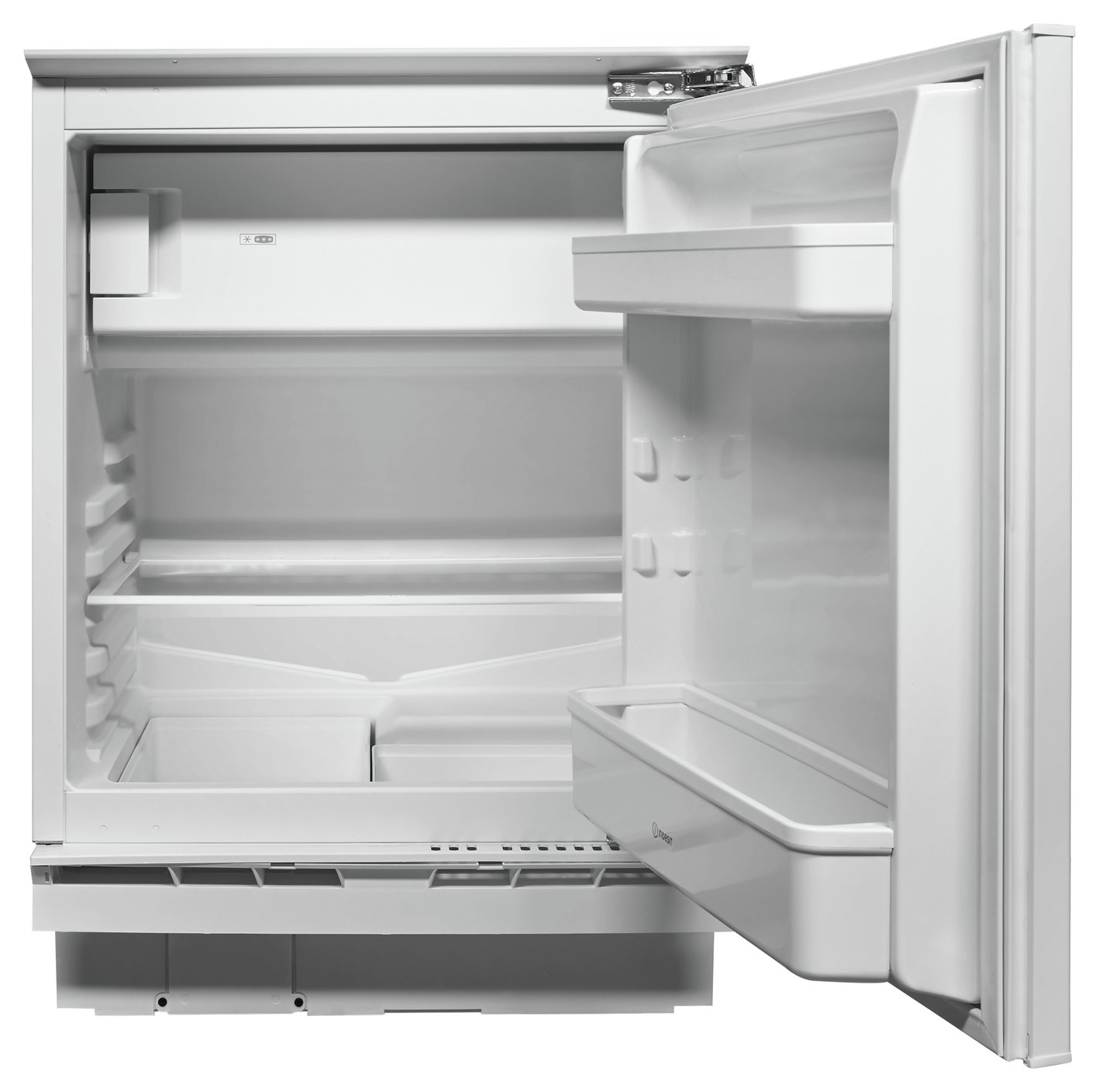Indesit IFA1 60cm Wide Integrated Under Counter Fridge - White Best Price and Cheapest