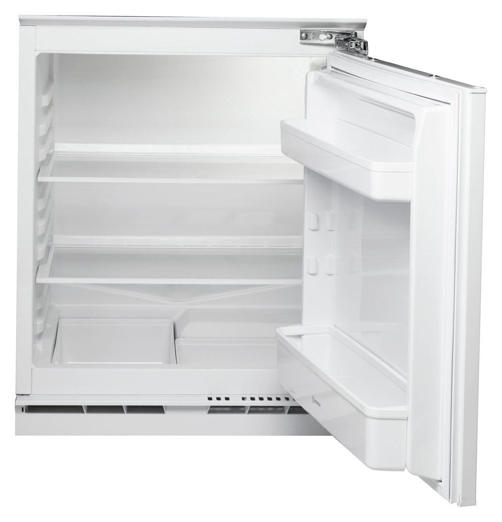 Indesit ILA1 Under Counter Integrated Fridge - White
