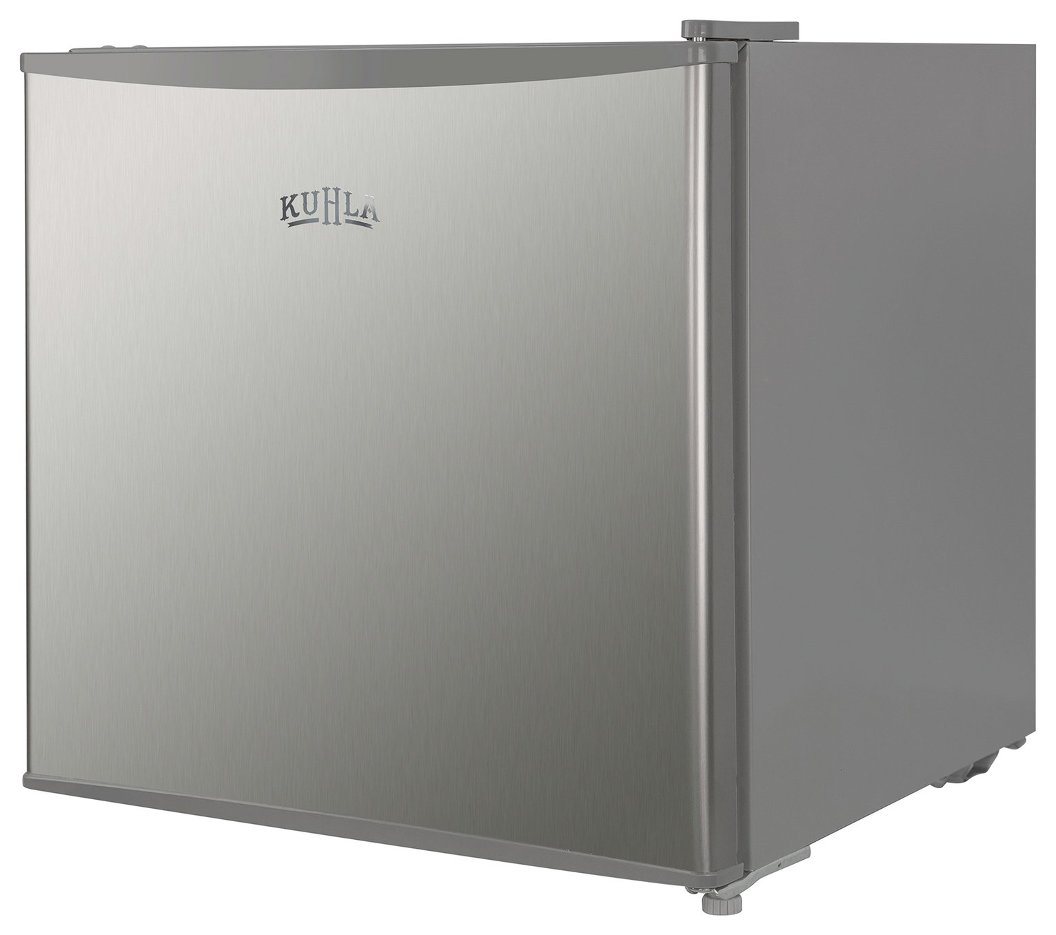 Kuhla KTT4SSGB Mini Fridge - Stainless Steel Effect