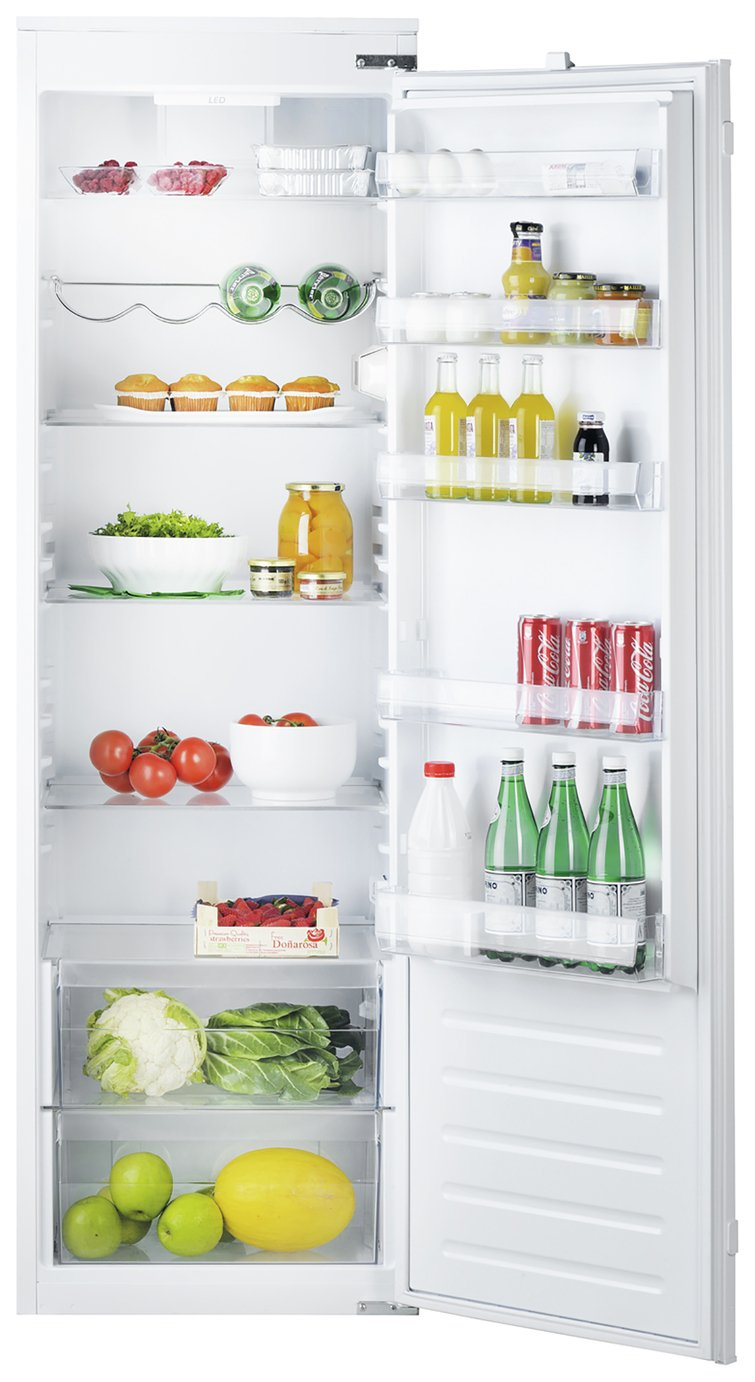 Hotpoint HS 1801 AA Integrated Fridge - White