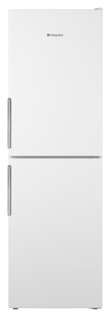 Hotpoint LEX85N1W Fridge Freezer - White