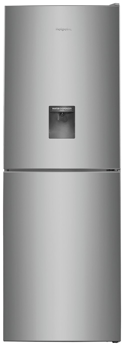 Hotpoint XAL85T1IGWTD Fridge Freezer - Graphite