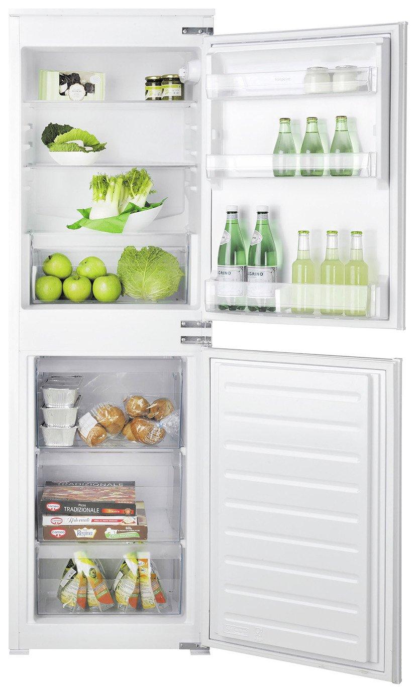 Hotpoint HMCB 5050 Fridge Freezer - White