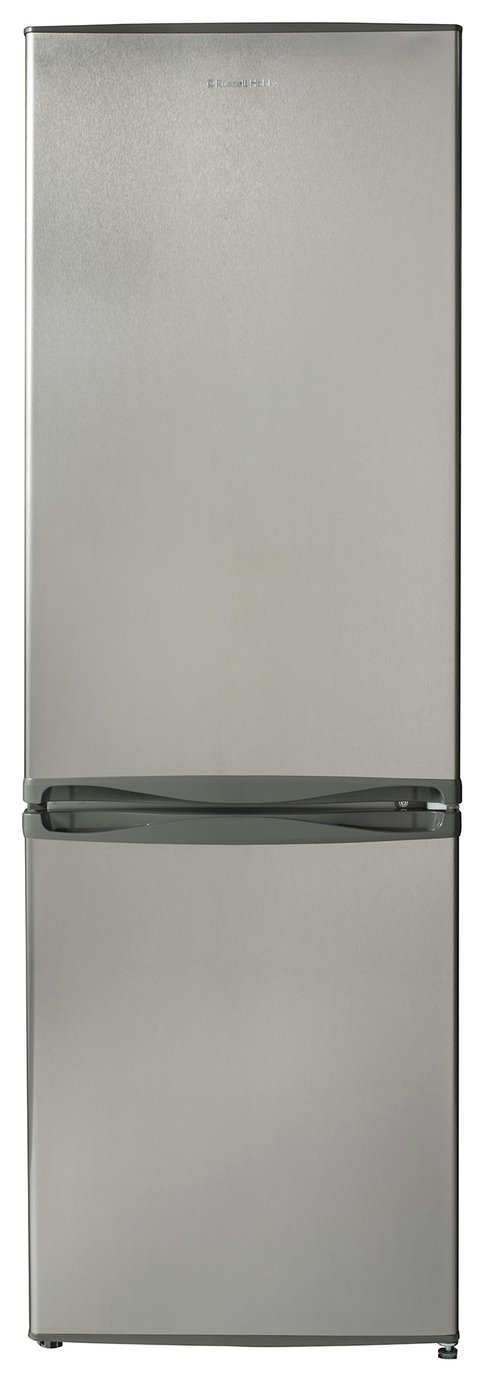 Russell Hobbs RH55FF171SS Fridge Freezer - Stainless Steel Best Price, Cheapest Prices