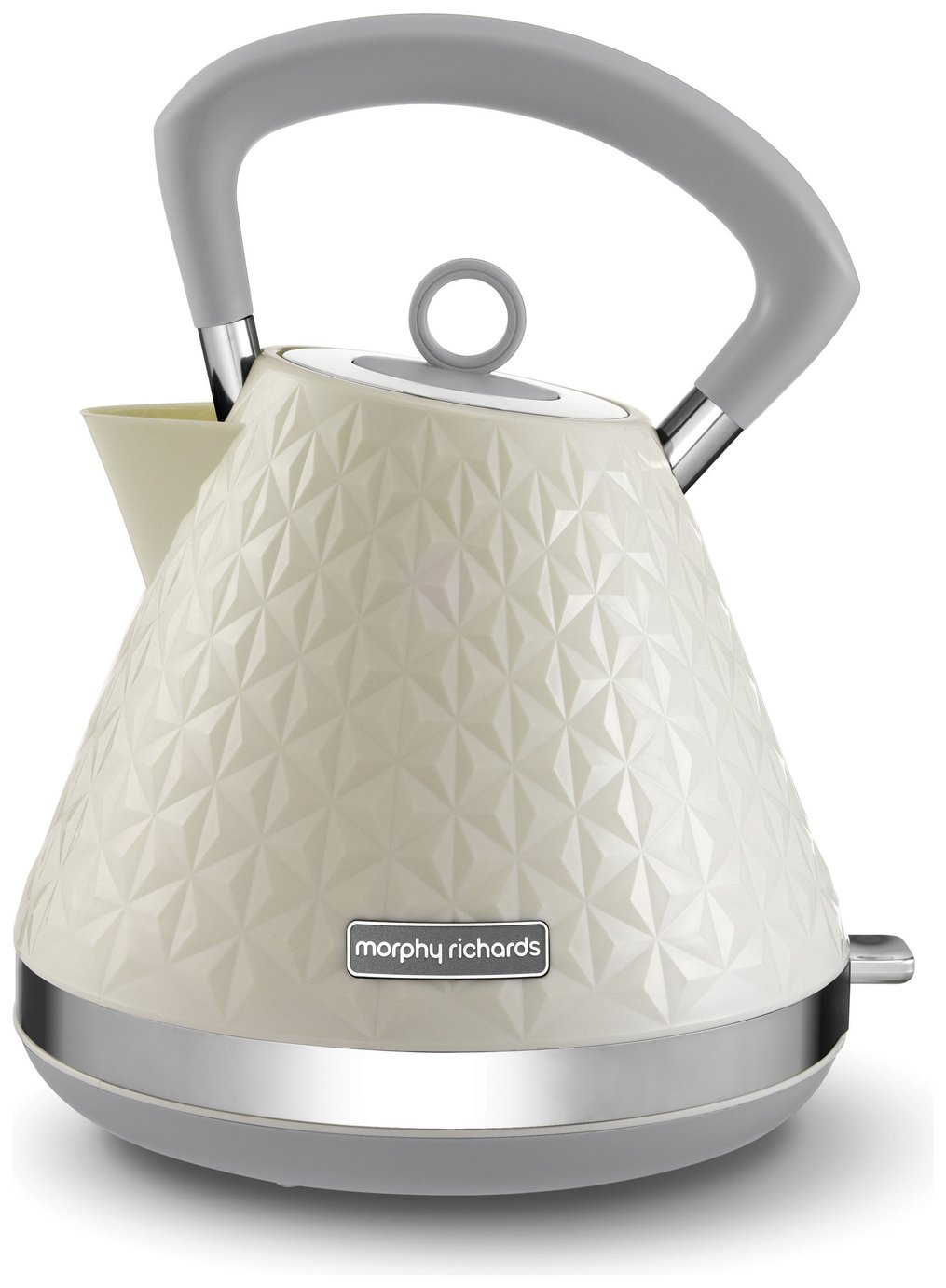 Morphy Richards 108132 Vector Kettle - Cream