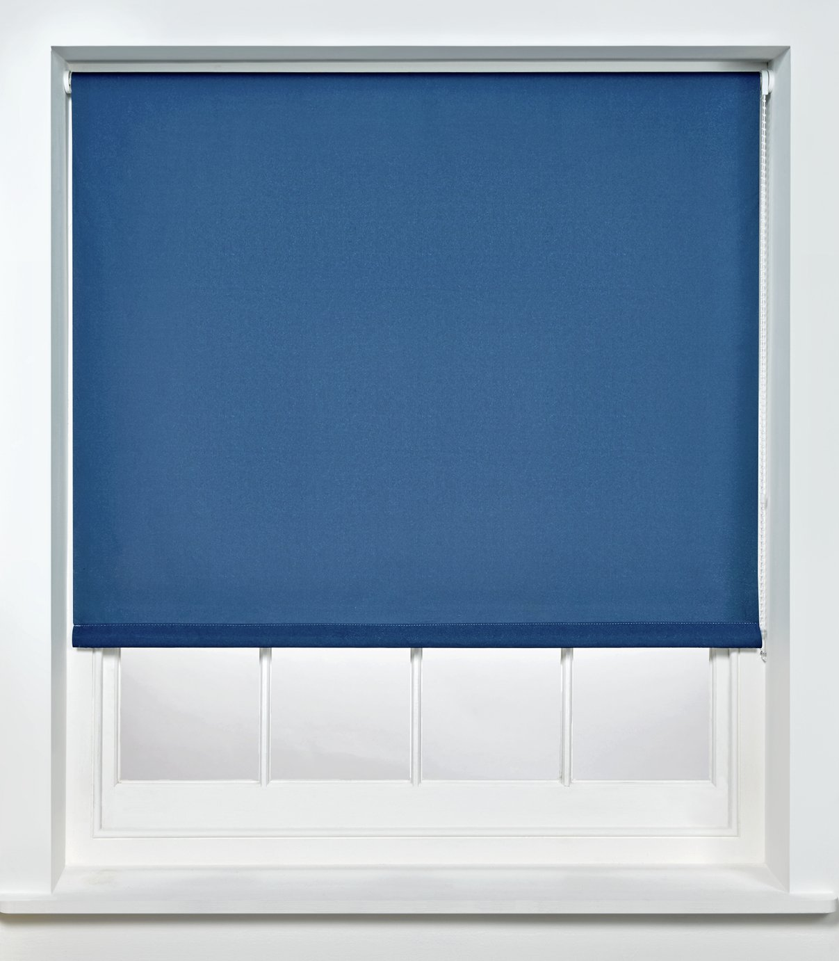 review of colourmatch easycut blackout roller blind 4ft. Black Bedroom Furniture Sets. Home Design Ideas